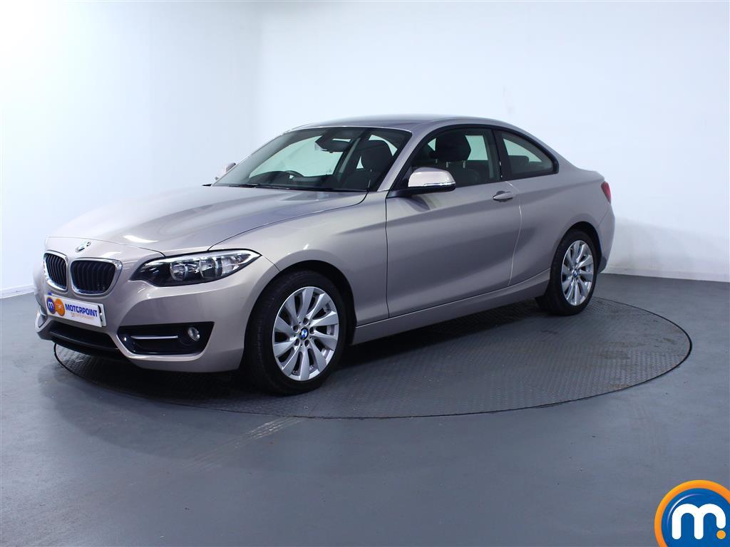 BMW 2 Series Sport - Stock Number (975913) - Passenger side front corner