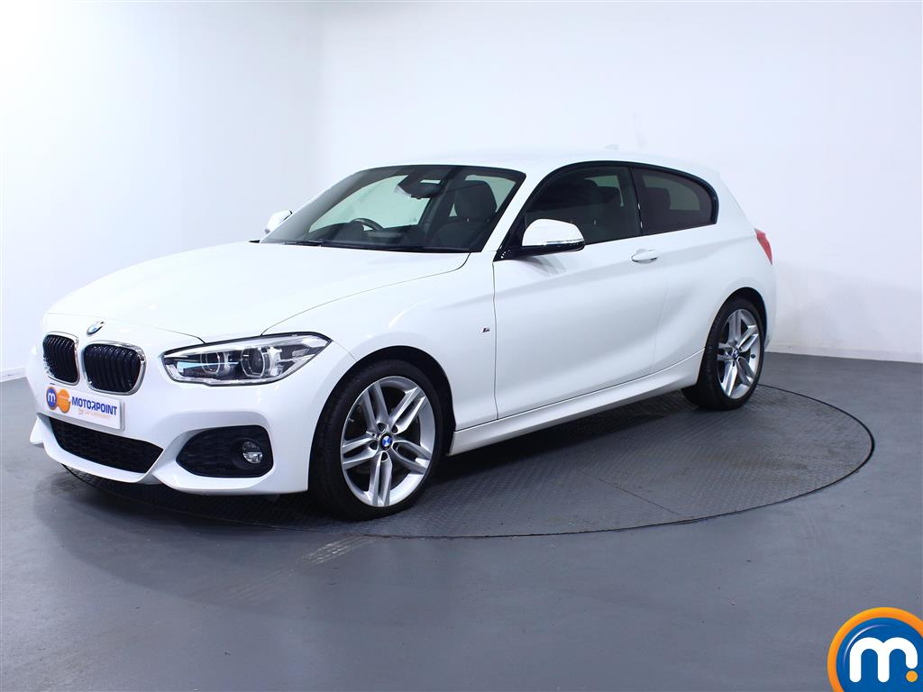 BMW 1 Series M Sport - Stock Number (977219) - Passenger side front corner