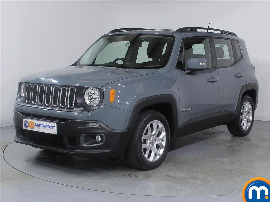 Jeep Renegade Longitude - Stock Number (975272) - Passenger side front corner
