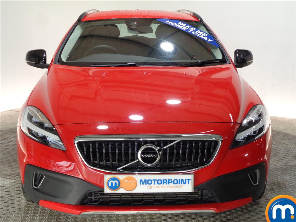 Volvo V40 Cross Country Automatic Petrol Hatchback - Stock Number (980399) - Front bumper