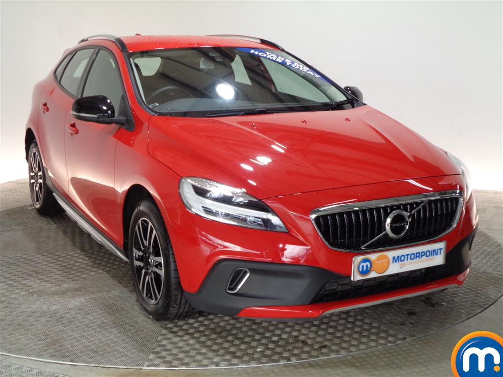 Volvo V40 Cross Country Automatic Petrol Hatchback - Stock Number (980399) - Drivers side front corner