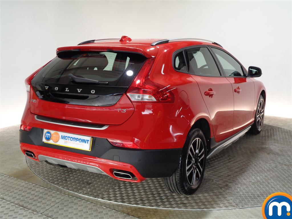 Volvo V40 Cross Country Automatic Petrol Hatchback - Stock Number (980399) - Drivers side rear corner