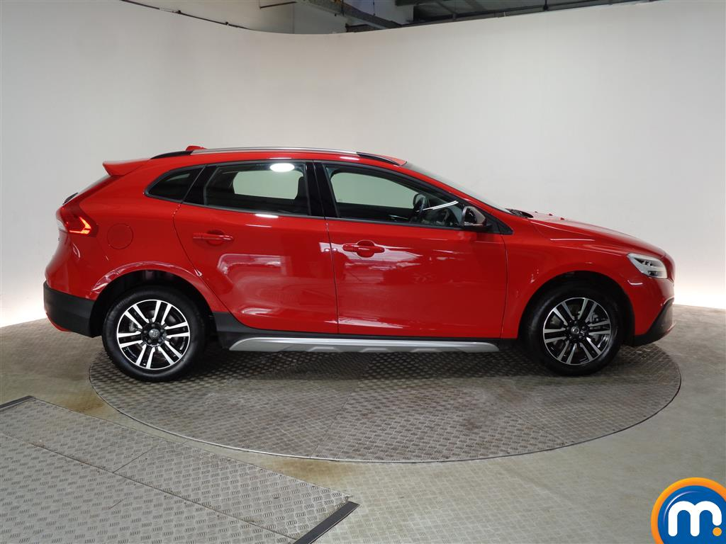 Volvo V40 Cross Country Automatic Petrol Hatchback - Stock Number (980399) - Passenger side