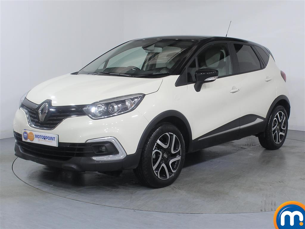 Renault Captur Iconic - Stock Number (966573) - Passenger side front corner
