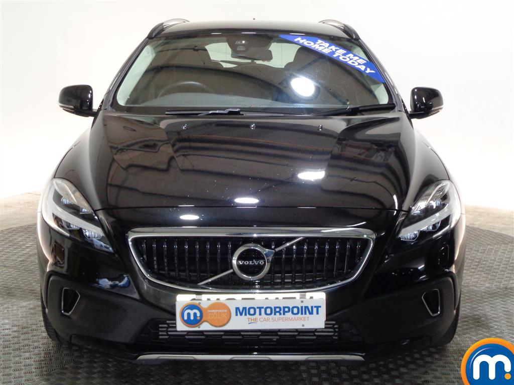 Volvo V40 Cross Country Pro Manual Petrol Hatchback - Stock Number (980739) - Front bumper