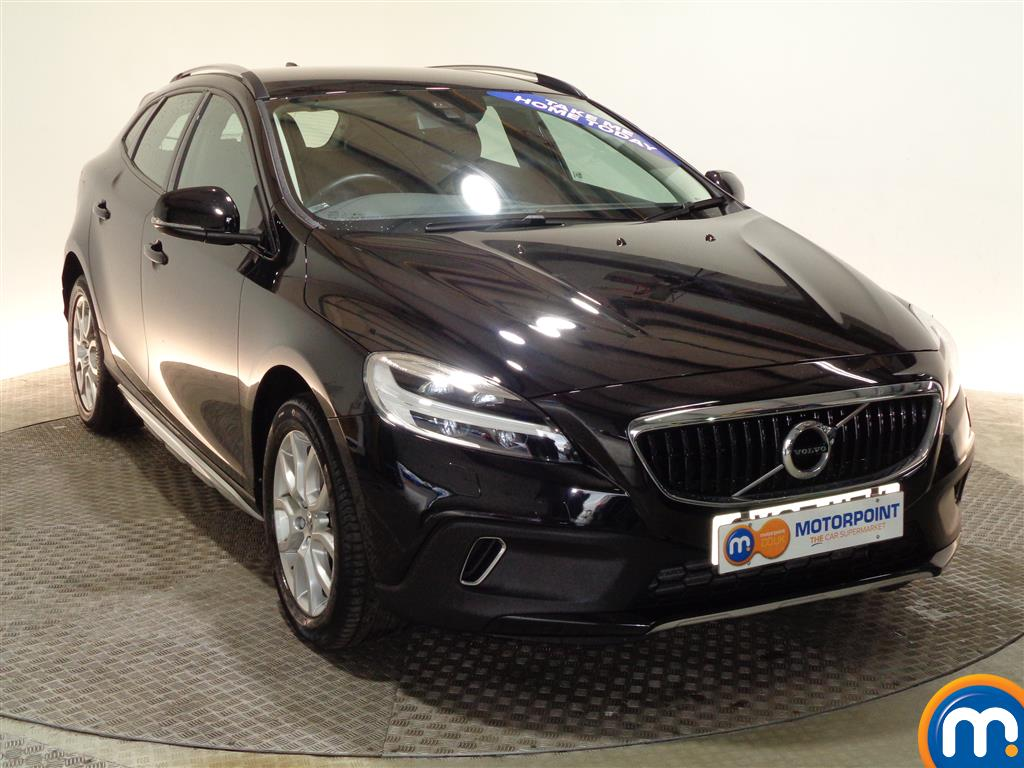 Volvo V40 Cross Country Pro Manual Petrol Hatchback - Stock Number (980739) - Drivers side front corner