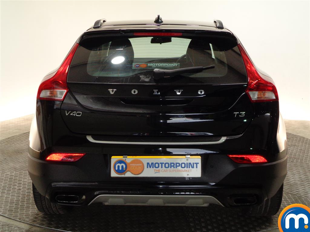 Volvo V40 Cross Country Pro Manual Petrol Hatchback - Stock Number (980739) - Rear bumper