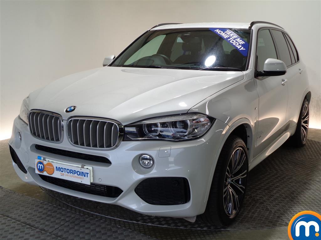 BMW X5 M Sport - Stock Number (974009) - Passenger side front corner