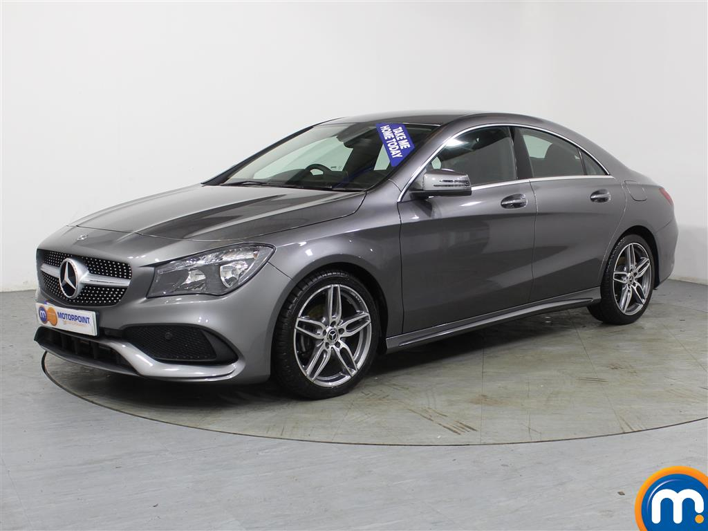 Mercedes-Benz Cla Class AMG Line Edition - Stock Number (967247) - Passenger side front corner