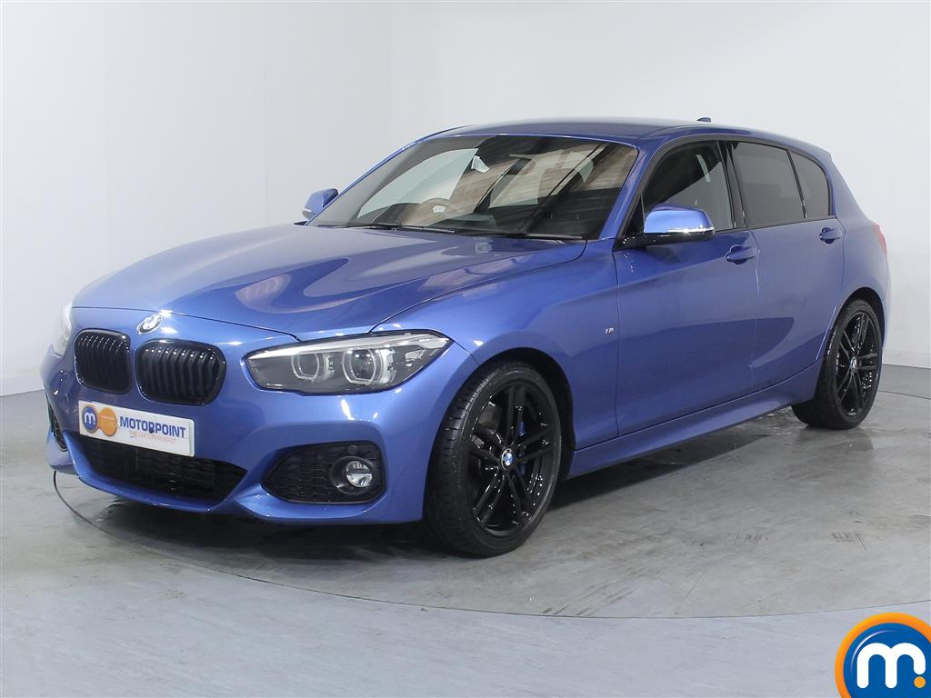 BMW 1 Series M Sport Shadow Edition - Stock Number (973867) - Passenger side front corner