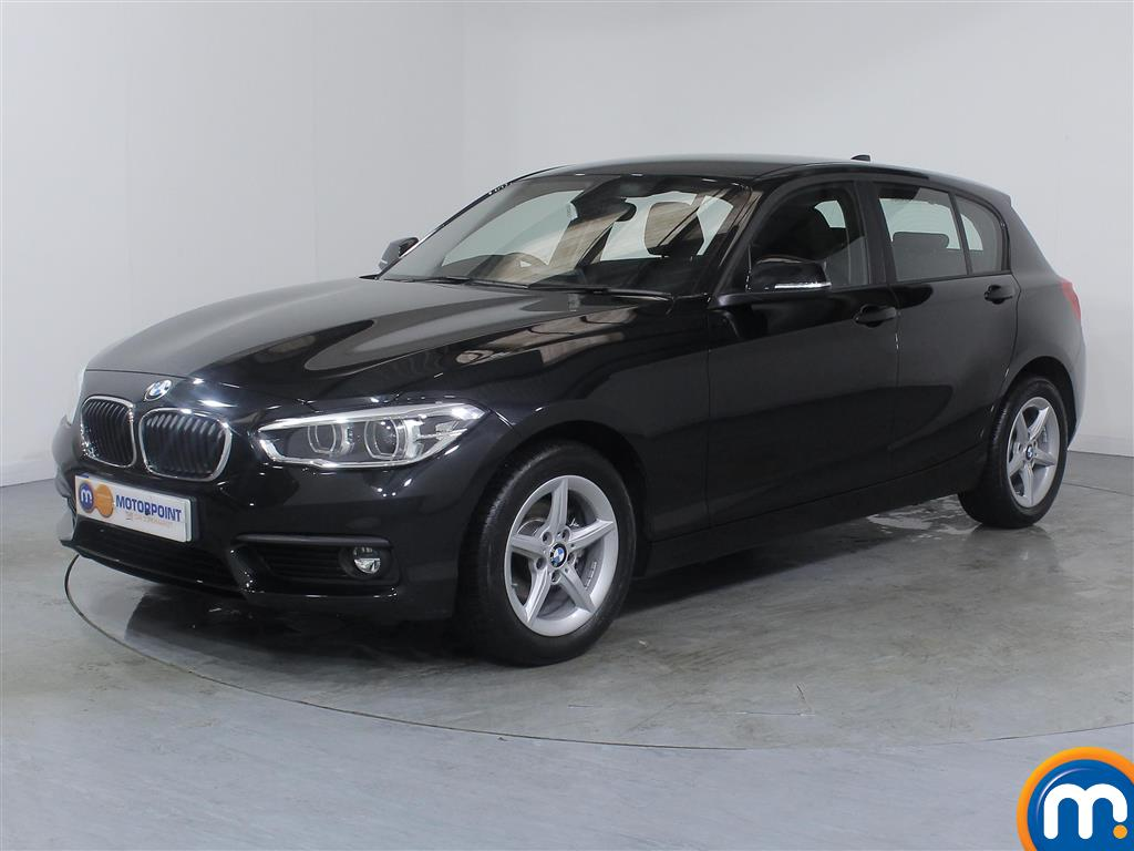 BMW 1 Series Se Business Manual Diesel Hatchback - Stock Number (973383) - Passenger side front corner