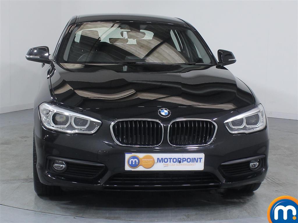 BMW 1 Series Se Business Manual Diesel Hatchback - Stock Number (973383) - Front bumper