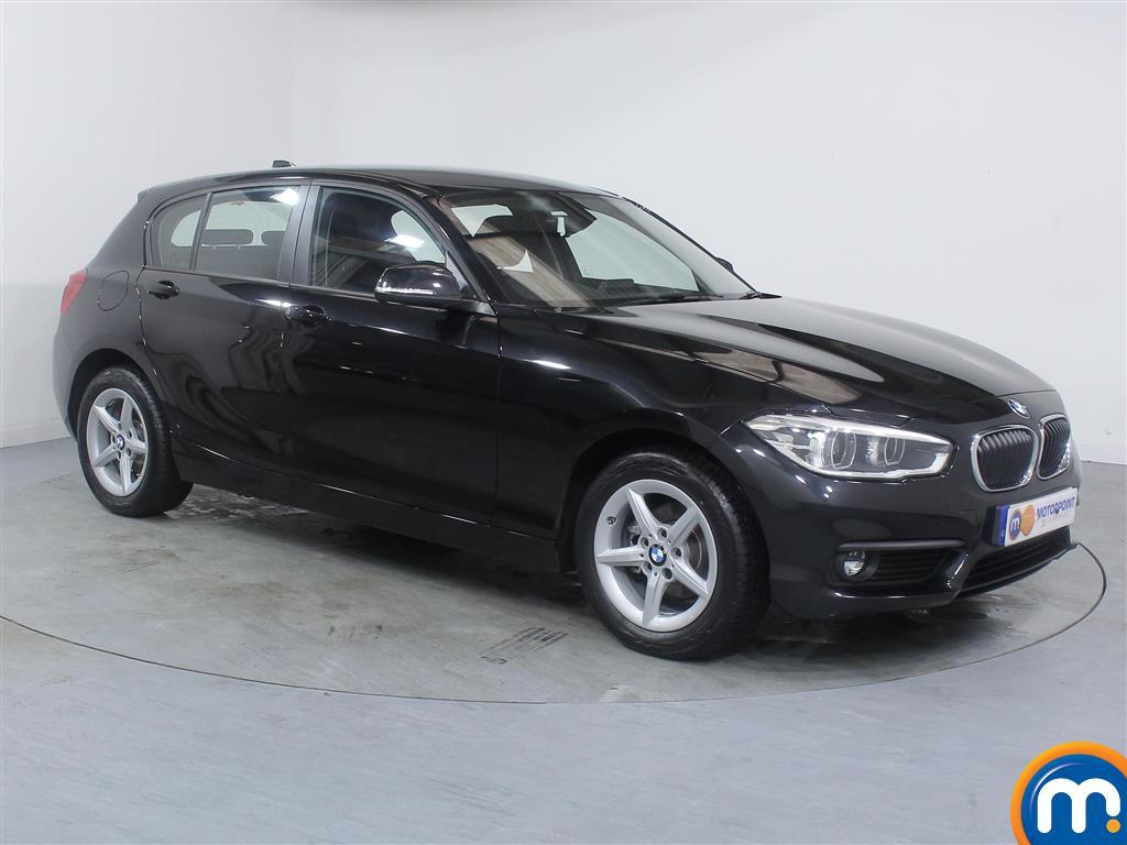 BMW 1 Series Se Business Manual Diesel Hatchback - Stock Number (973383) - Drivers side front corner