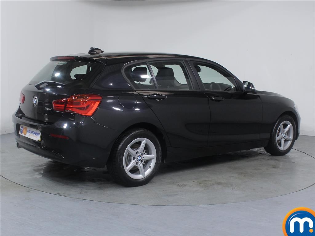 BMW 1 Series Se Business Manual Diesel Hatchback - Stock Number (973383) - Drivers side rear corner