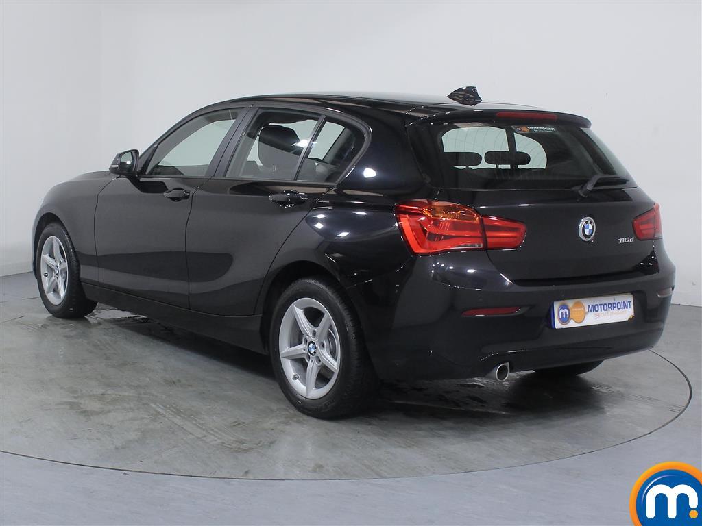 BMW 1 Series Se Business Manual Diesel Hatchback - Stock Number (973383) - Passenger side rear corner