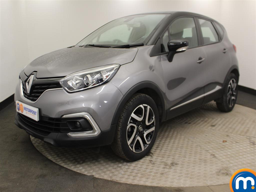 Renault Captur Dynamique Nav - Stock Number (975439) - Passenger side front corner