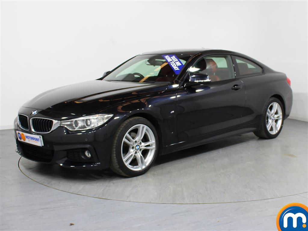 BMW 4 Series M Sport - Stock Number (975769) - Passenger side front corner