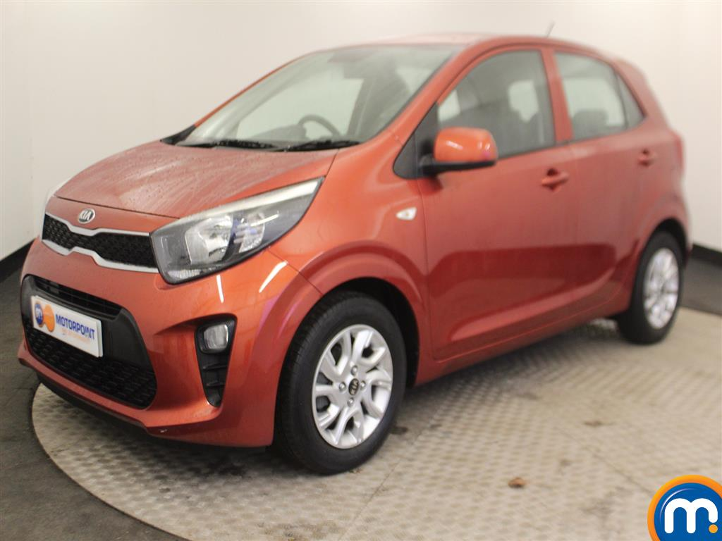 KIA Picanto 2 - Stock Number (973457) - Passenger side front corner