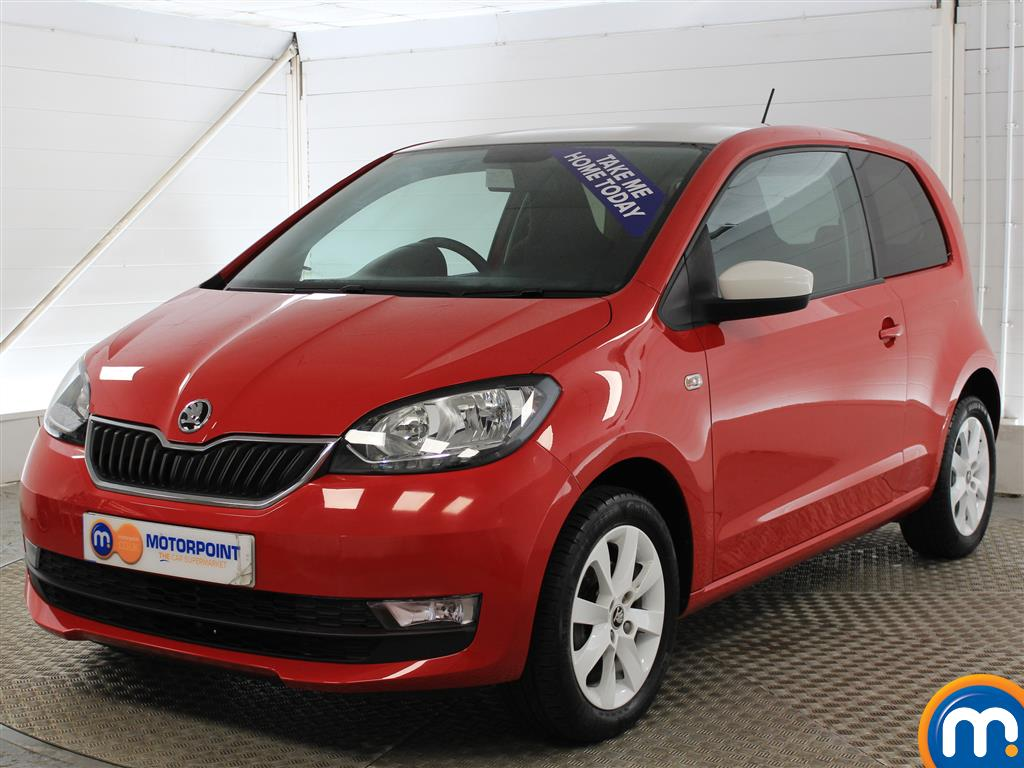 Skoda Citigo Colour Edition - Stock Number (979093) - Passenger side front corner