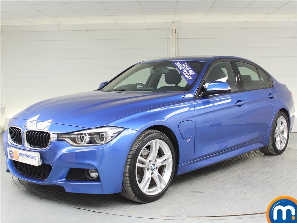 BMW 3 Series M Sport - Stock Number (979220) - Passenger side front corner