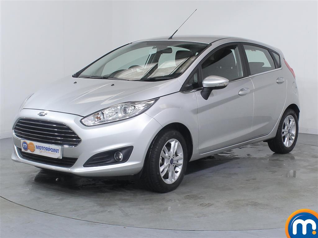 Ford Fiesta Zetec - Stock Number (980852) - Passenger side front corner
