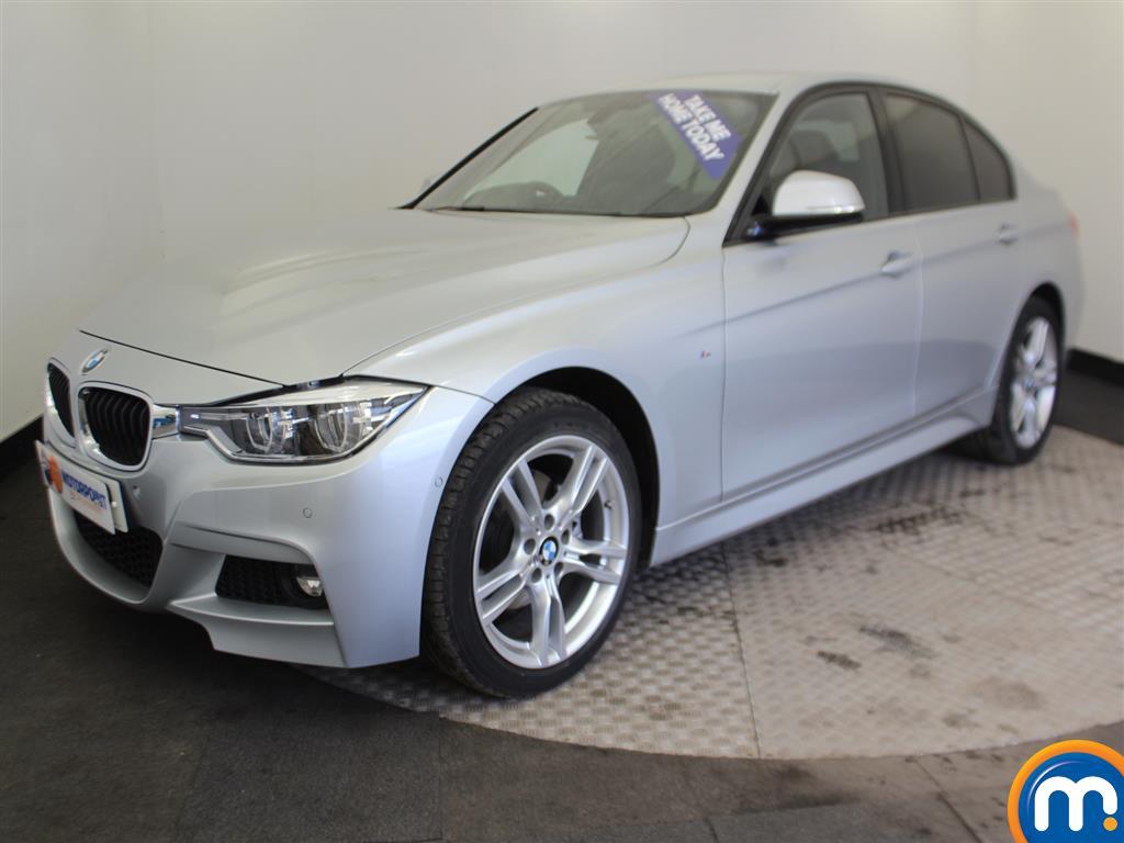 BMW 3 Series M Sport - Stock Number (980471) - Passenger side front corner