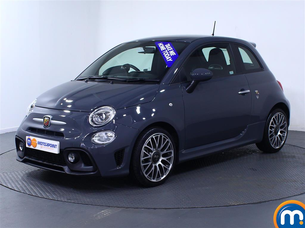 Abarth 595 1.4 T-Jet 145 3dr - Stock Number (980978) - Passenger side front corner