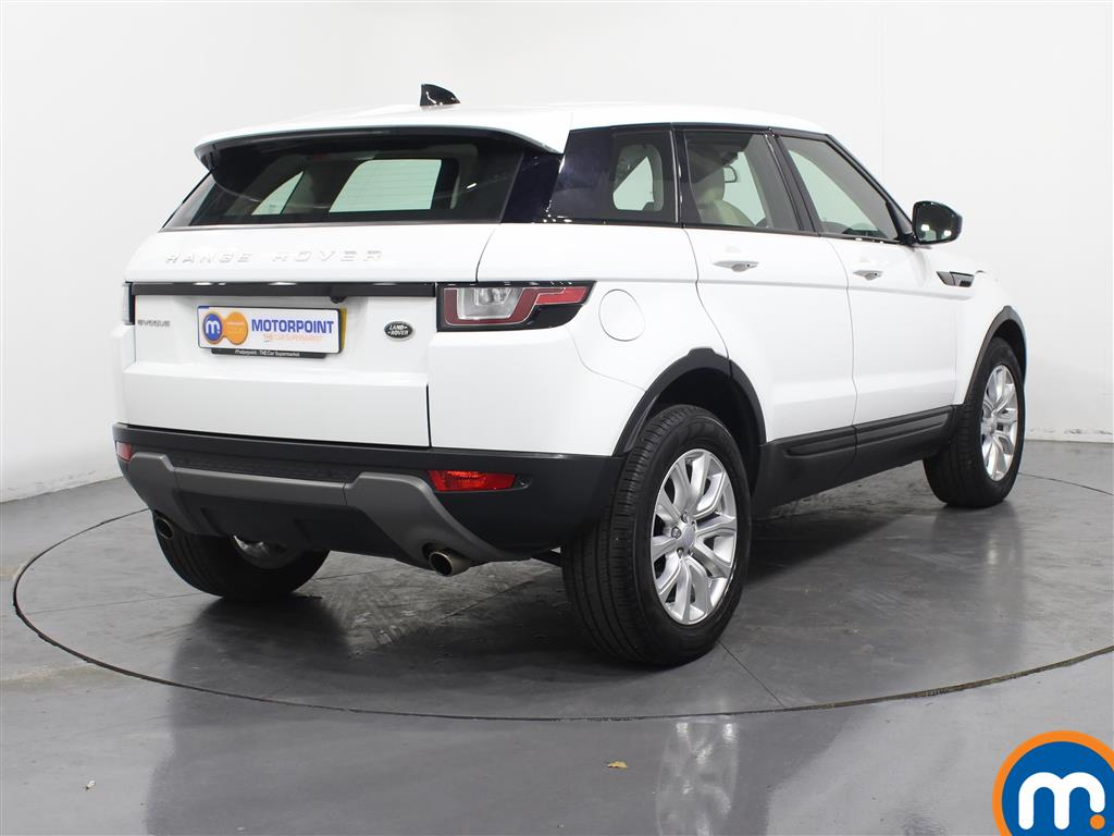 Land Rover Range Rover Evoque SE Tech - Stock Number (979460) - Passenger side front corner
