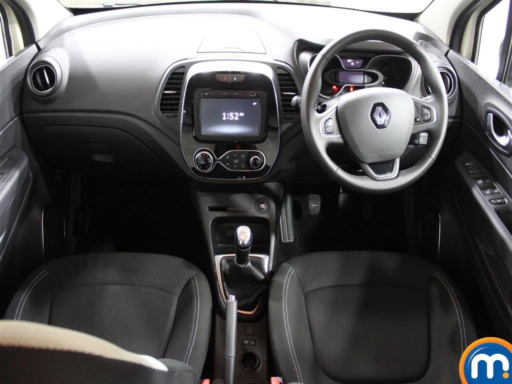 Renault Captur Iconic Manual Petrol Hatchback - Stock Number (966515) - 5th supplementary image