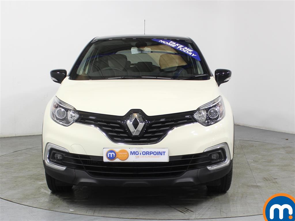 Renault Captur Iconic Manual Petrol Hatchback - Stock Number (966515) - Front bumper