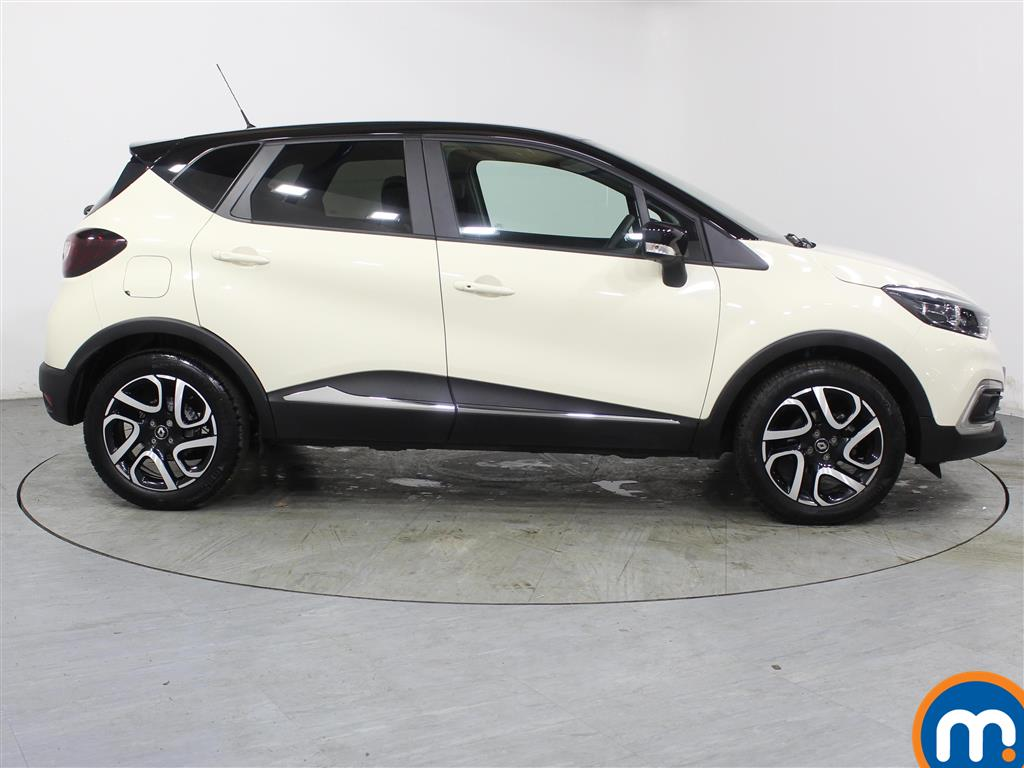 Renault Captur Iconic Manual Petrol Hatchback - Stock Number (966515) - Drivers side