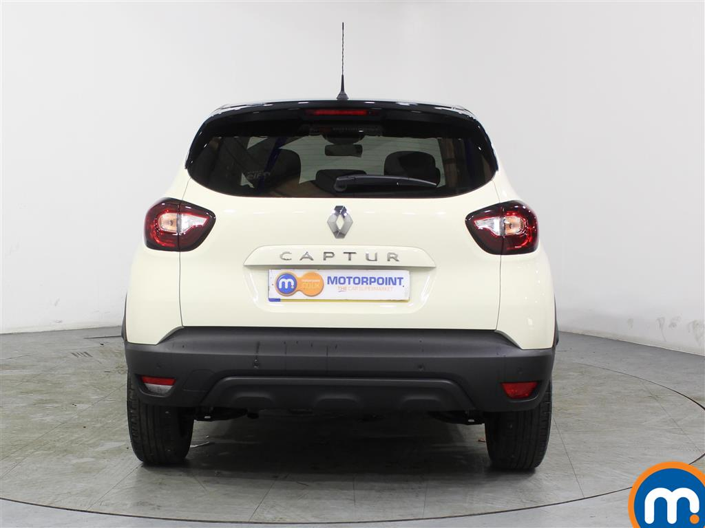 Renault Captur Iconic Manual Petrol Hatchback - Stock Number (966515) - Rear bumper