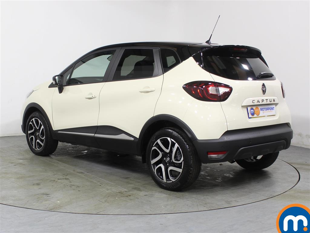 Renault Captur Iconic Manual Petrol Hatchback - Stock Number (966515) - Passenger side rear corner