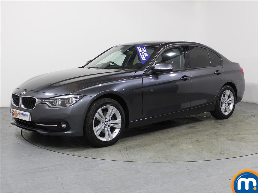 BMW 3 Series Sport - Stock Number (965963) - Passenger side front corner