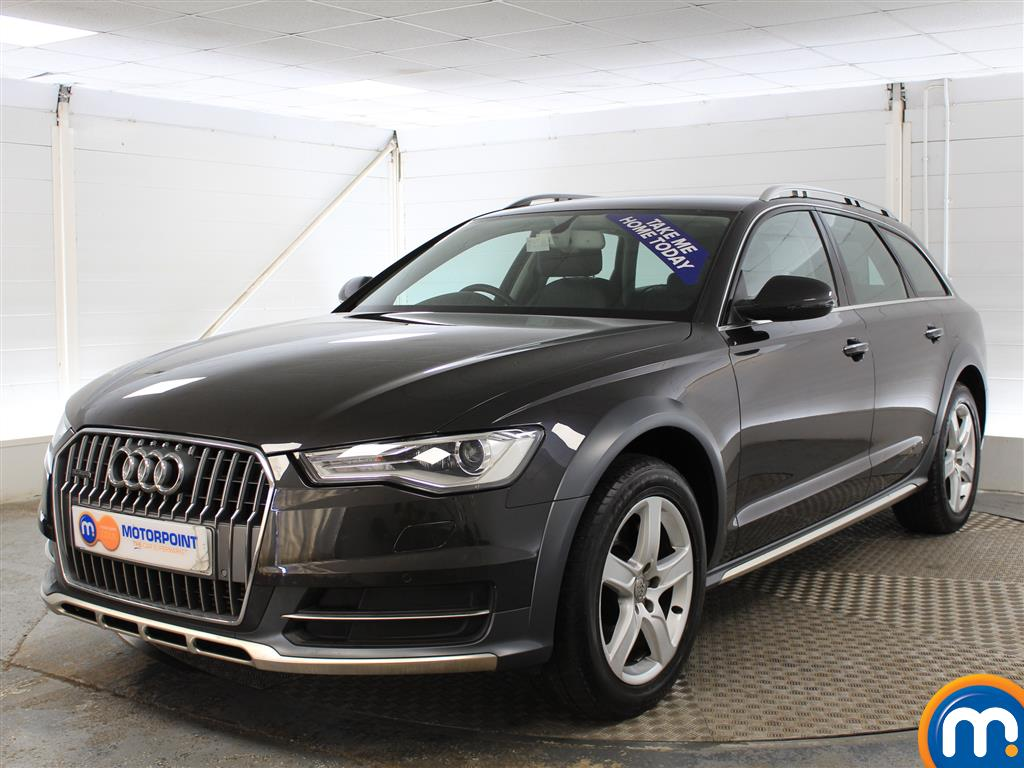 Audi A6 Allroad 3.0 TDI 272 Quattro 5dr S Tronic - Stock Number (980122) - Passenger side front corner