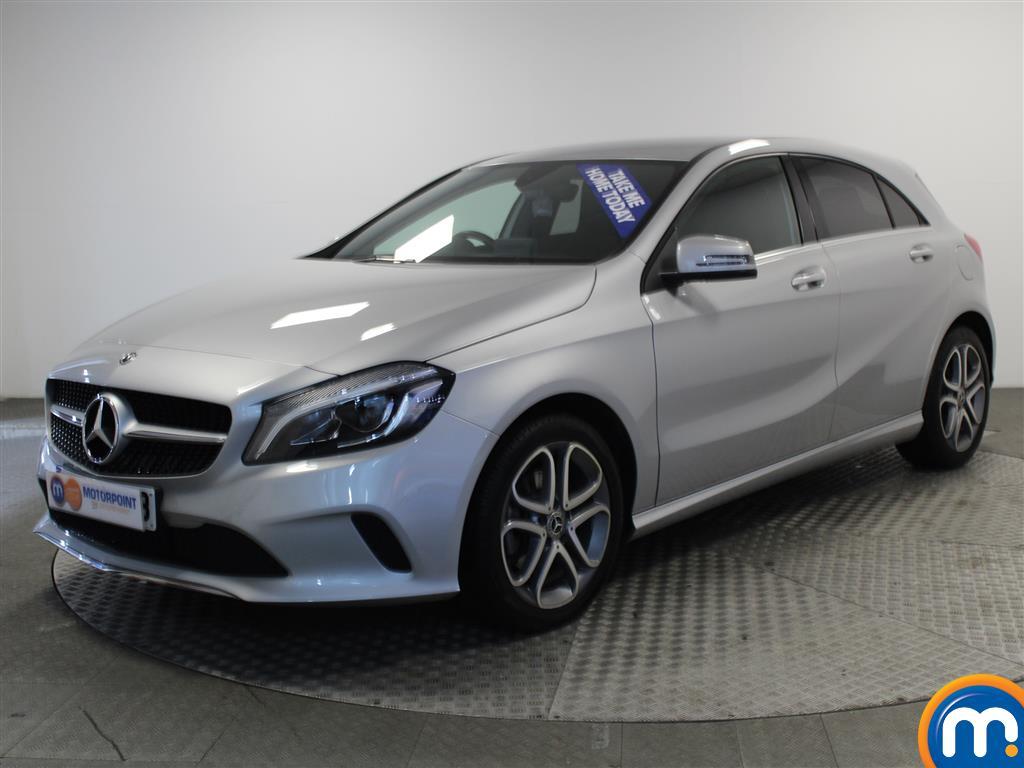 Mercedes-Benz A Class Sport Edition - Stock Number (975567) - Passenger side front corner
