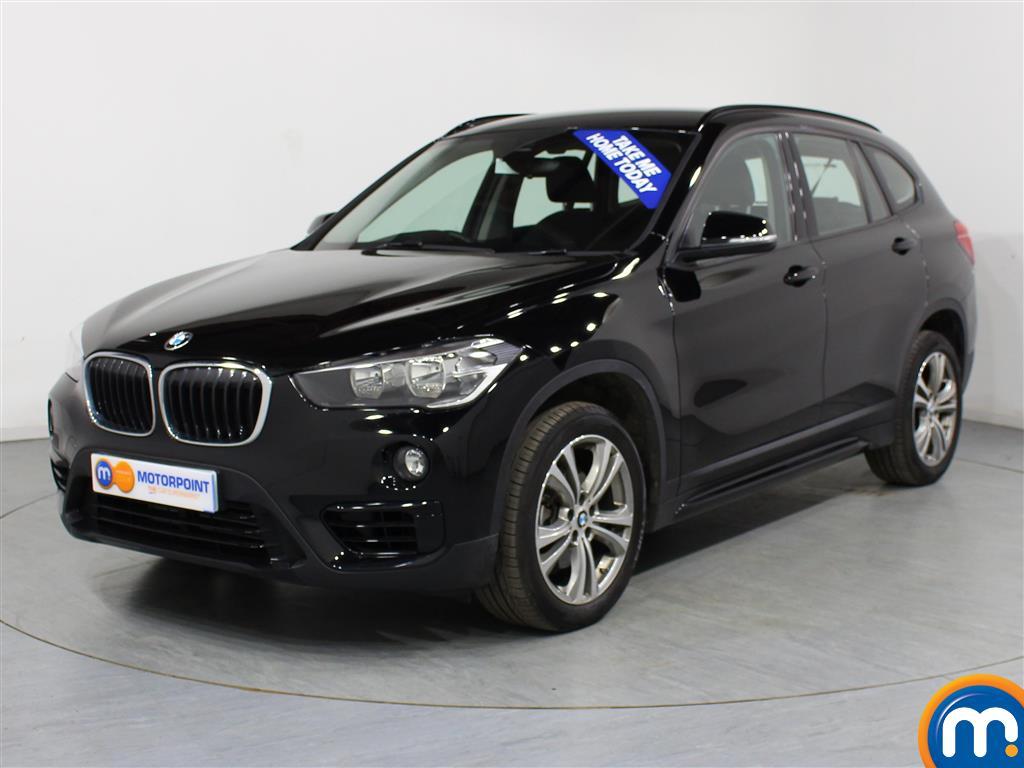 BMW X1 Sport - Stock Number (976639) - Passenger side front corner
