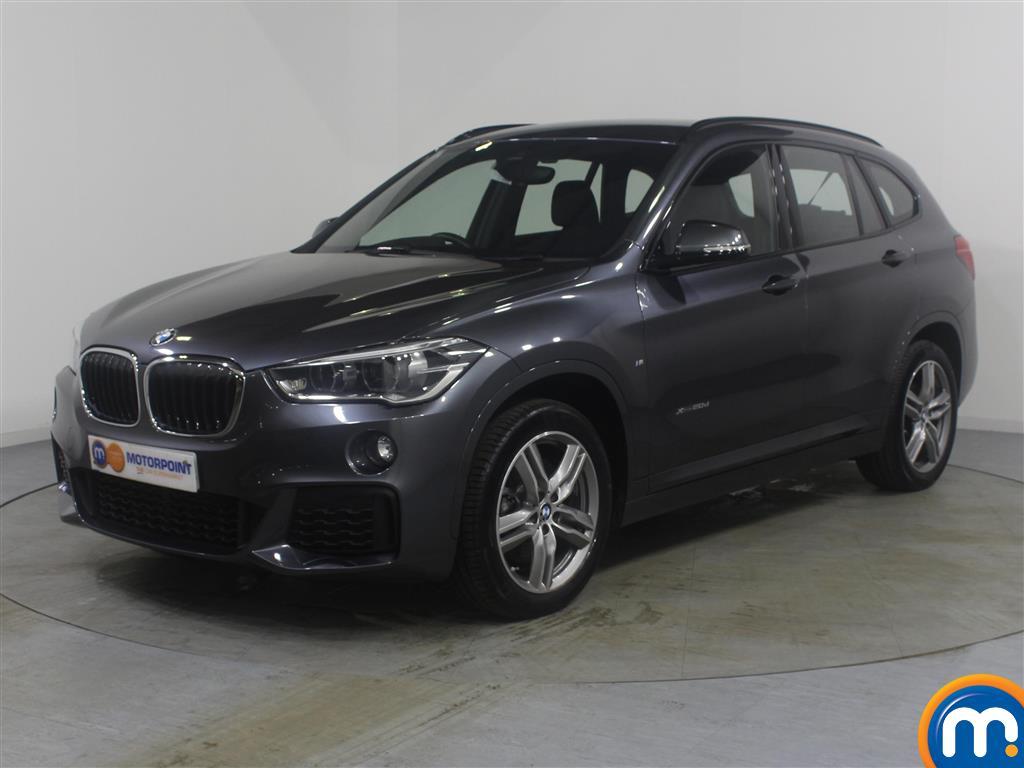 BMW X1 M Sport - Stock Number (974836) - Passenger side front corner