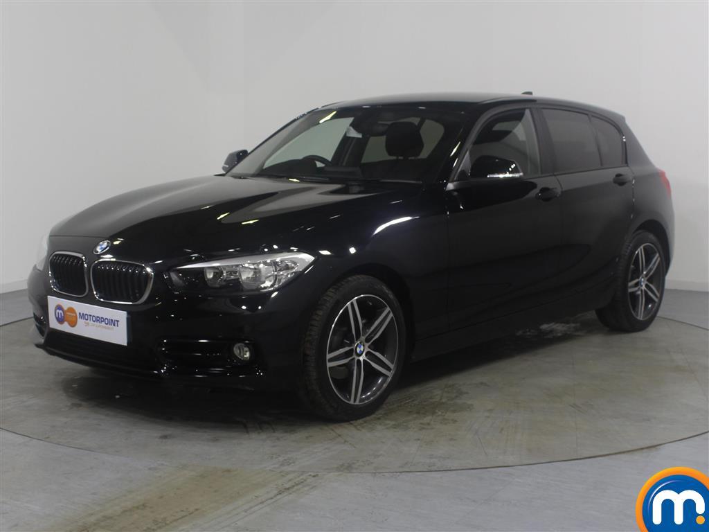 BMW 1 Series Sport - Stock Number (977911) - Passenger side front corner
