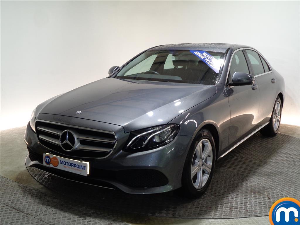 Mercedes-Benz E Class SE - Stock Number (976839) - Passenger side front corner