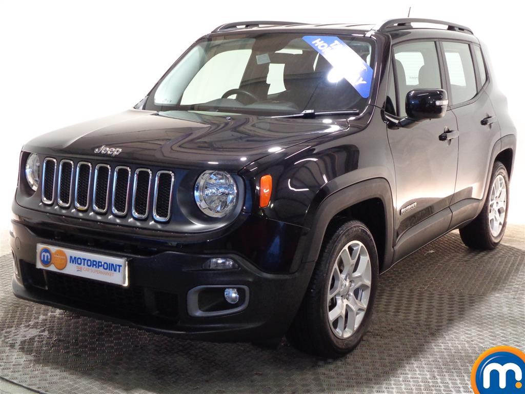 Jeep Renegade Longitude - Stock Number (980233) - Passenger side front corner