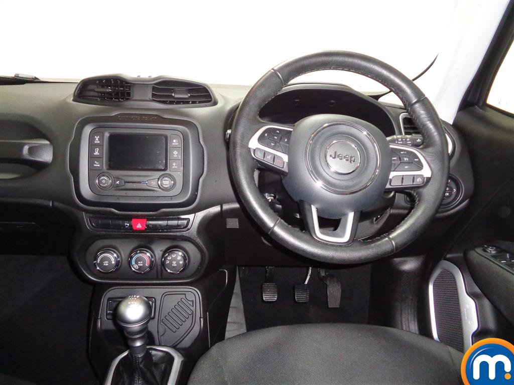 Jeep Renegade Longitude Manual Diesel Crossover - Stock Number (980233) - 4th supplementary image