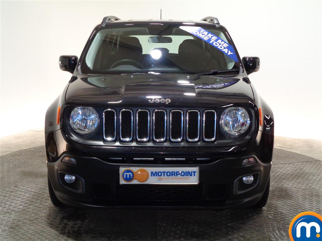 Jeep Renegade Longitude Manual Diesel Crossover - Stock Number (980233) - Front bumper