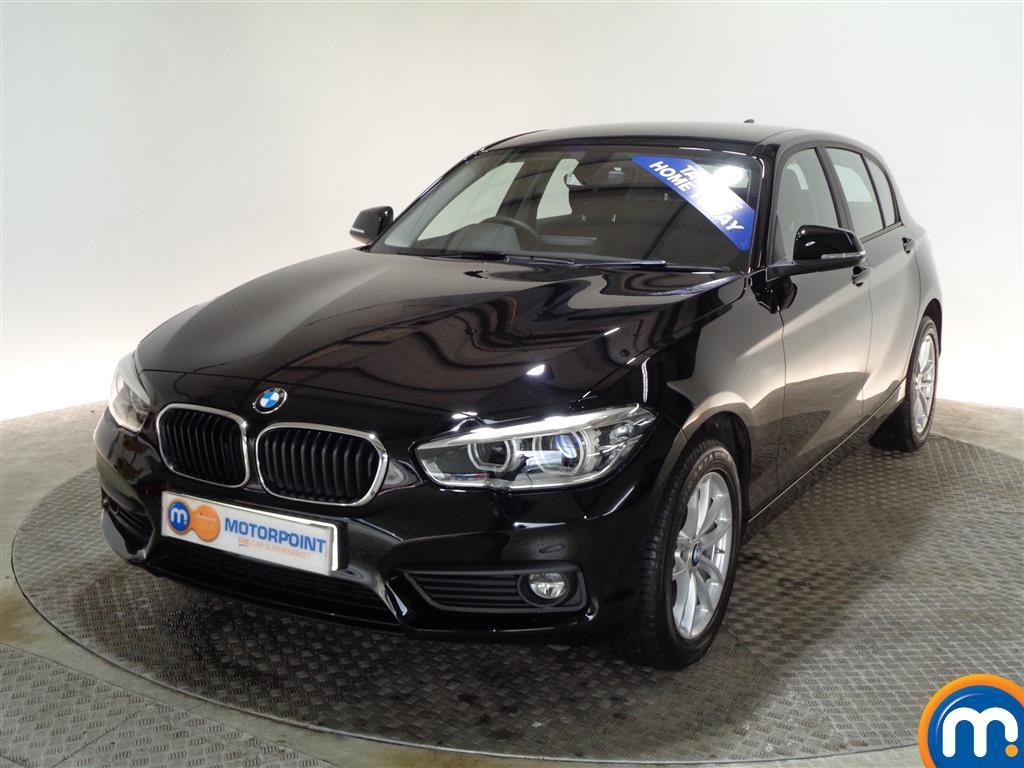 BMW 1 Series SE Business - Stock Number (973218) - Passenger side front corner
