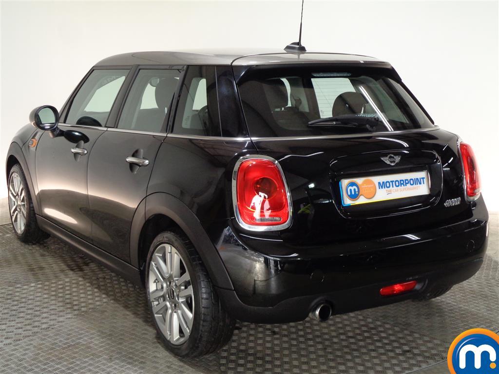 Mini Hatchback Cooper Seven Manual Petrol Hatchback - Stock Number (978081) - Passenger side rear corner