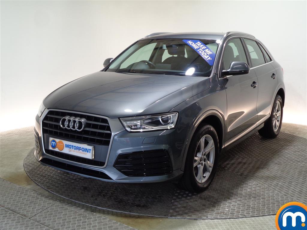 Audi Q3 Sport - Stock Number (980252) - Passenger side front corner