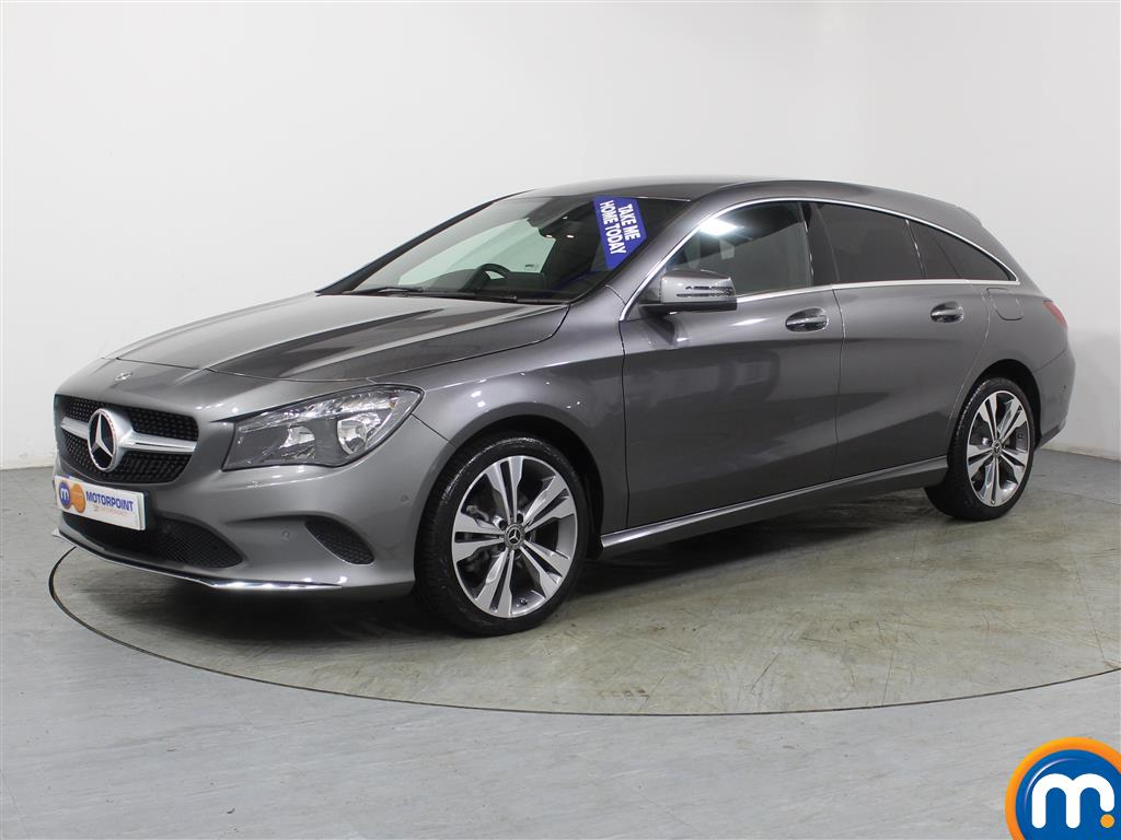 Mercedes-Benz Cla Class Sport - Stock Number (978018) - Passenger side front corner