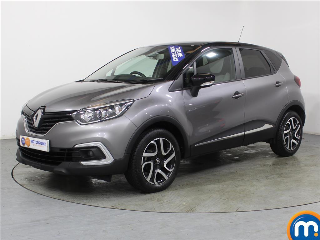 Renault Captur Iconic - Stock Number (966525) - Passenger side front corner