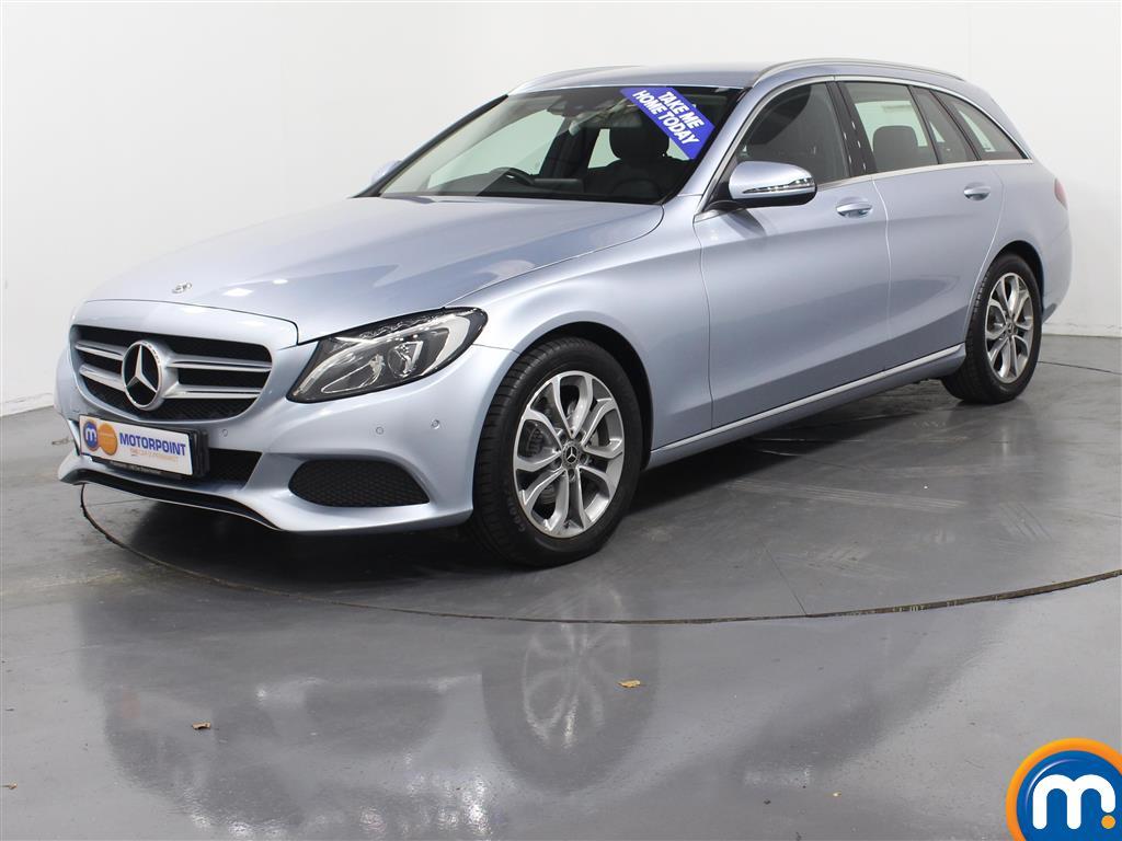 Mercedes-Benz C Class Sport - Stock Number (976581) - Passenger side front corner