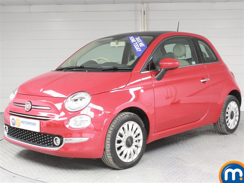 Fiat 500 Lounge - Stock Number (979493) - Passenger side front corner